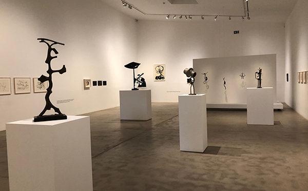 David Smith Exhibition
